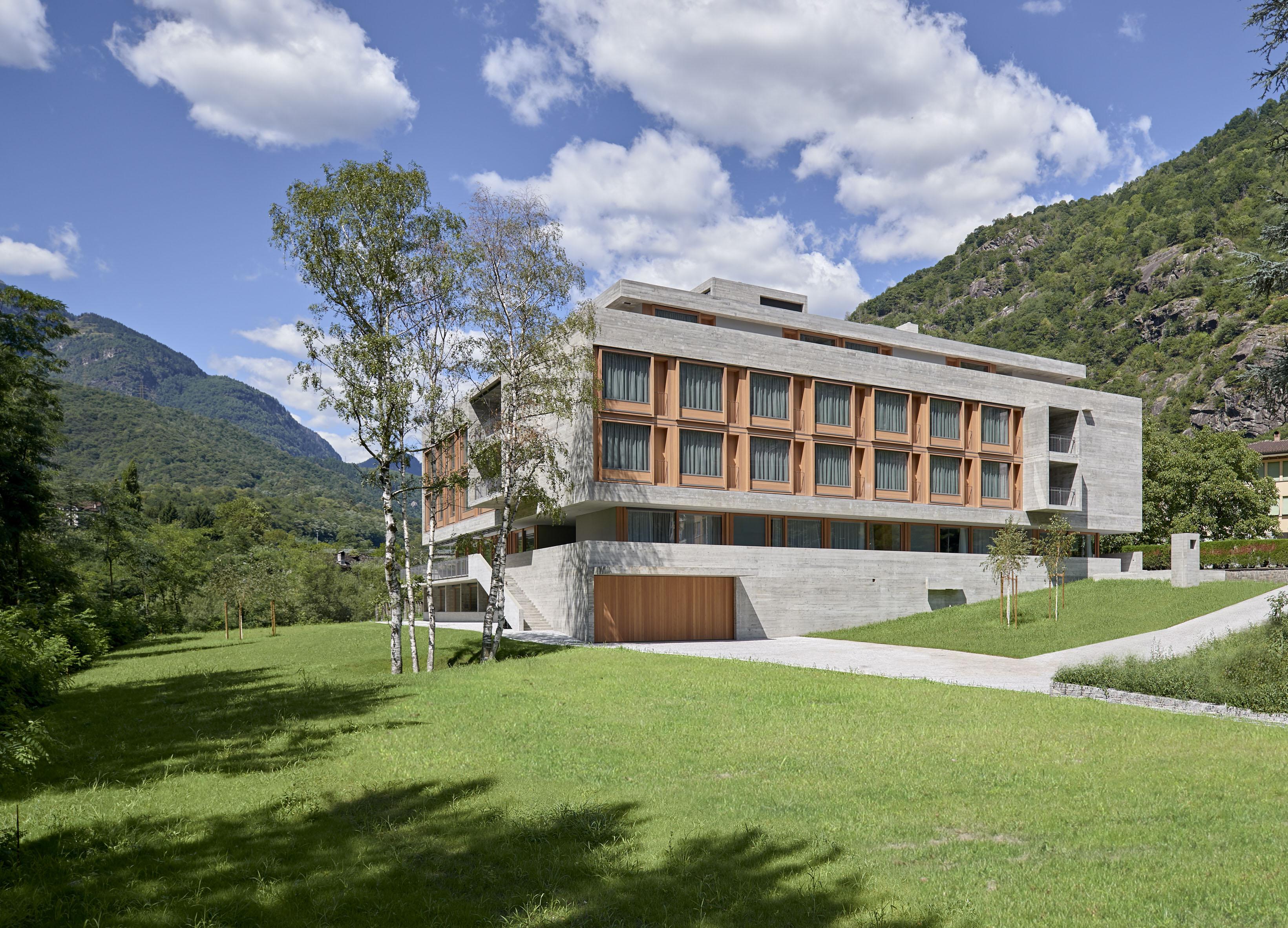 Casa Anziani Baserga Mozzetti